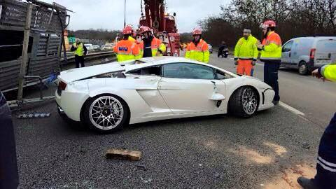 Crash camion sprint racing discussions g n rales ferrari theferrarista ferrari owners only - Coup du lapin accident de voiture ...