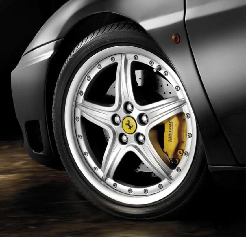 File Ferrari F430 Scuderia Wheel Jpg: Ferrari 360 Modena Jantes Stock VS Modulaires (option D