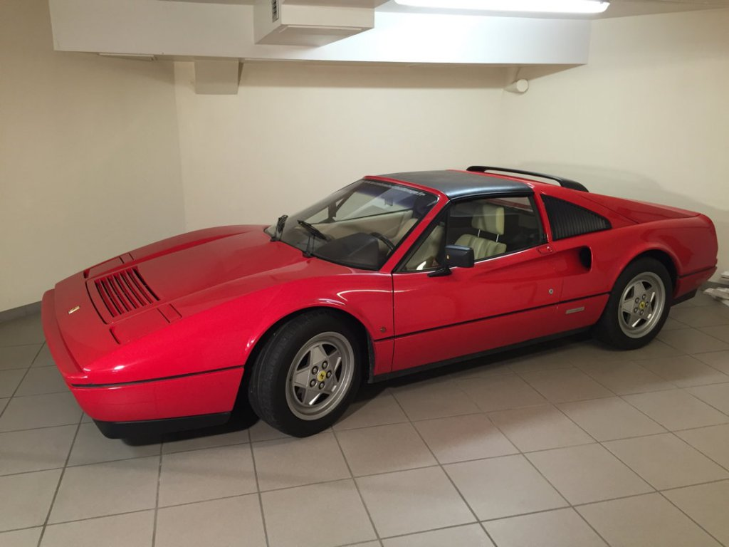 a vendre ferrari 328 gts de 1988 totalement restaur e vente ou recherche de ferrari. Black Bedroom Furniture Sets. Home Design Ideas