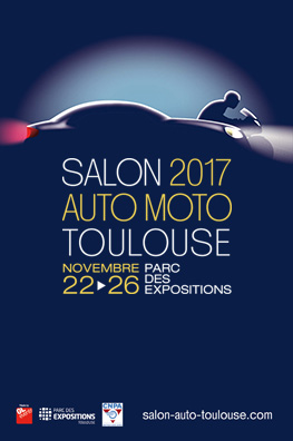 le salon de l auto de toulouse du 22 au 26 novembre 2017 sud ouest theferrarista ferrari. Black Bedroom Furniture Sets. Home Design Ideas